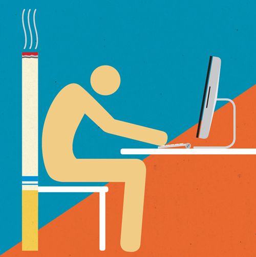 Sitting is the new smoking personal training