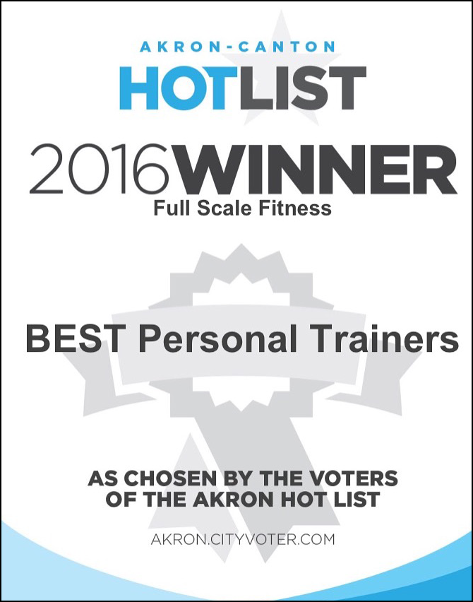 In Home Personal Training General Population Full Scale Fitness