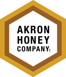 Akron Honey Company Logo